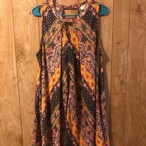 Umgee festival swing dress